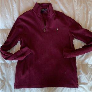 Polo Ralph Lauren 1/4 Zip Sweater